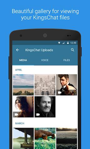 KingsCloud Screenshot