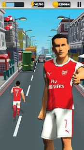 Arsenal FC - Endless Football- screenshot thumbnail