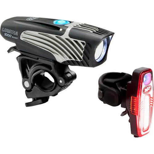 NiteRider Lumina 1000 Boost and Sabre 110 Headlight and Taillight Set