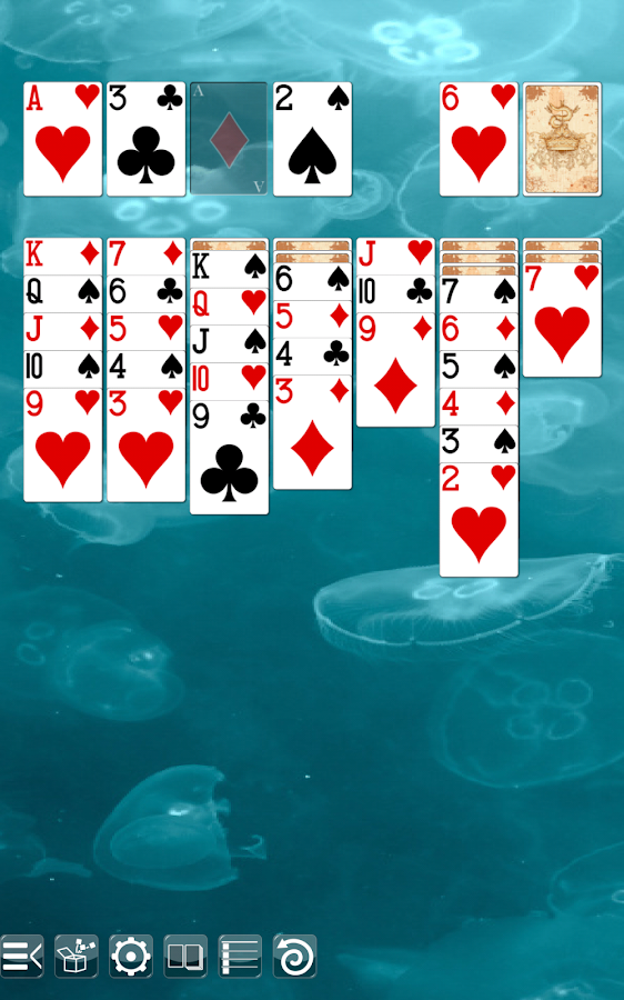 how to play solitaire online