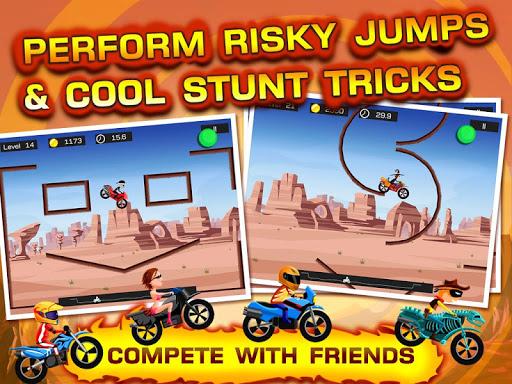 Top Bike - best physics bike stunt racing game screenshots 6
