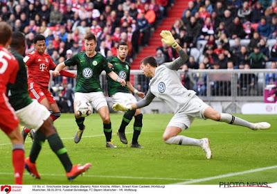 Koen Casteels is eindelijk opnieuw speelklaar bij Wolfsburg