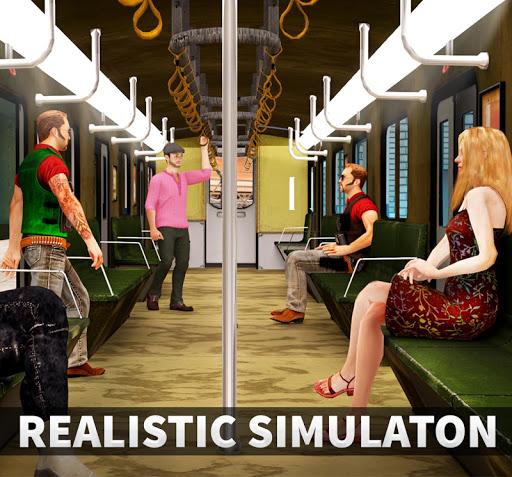 Real Train Driving Simulator: Railway Driver 2019  screenshots 11