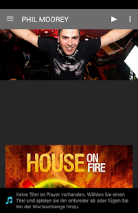 DJ Phil Moorey- screenshot thumbnail