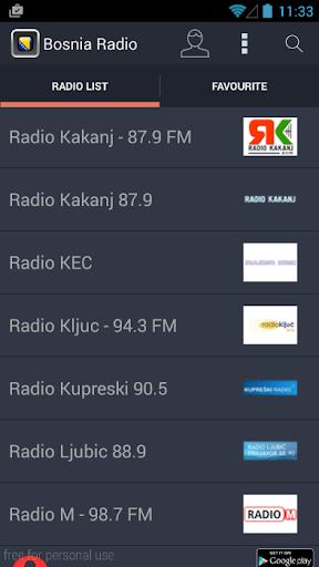 Bosnia Radio