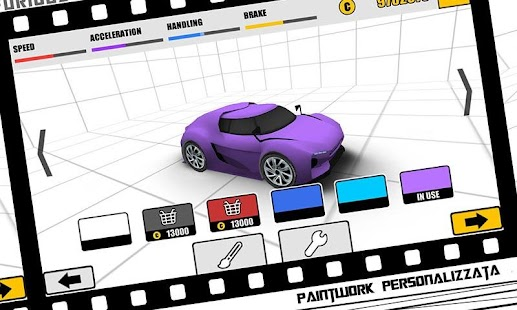 Furious Racer- screenshot