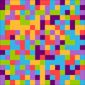 Color Infection (flood puzzle)