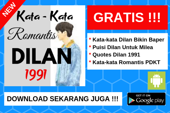 Download Kata Kata Romantis Dilan 1991 Apk Latest Version