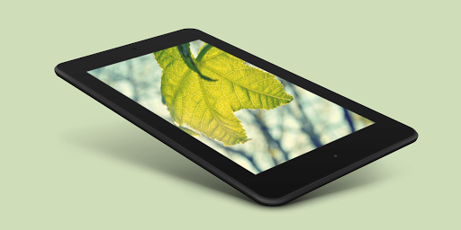 Leaf Beauty HD Live Wallpaper