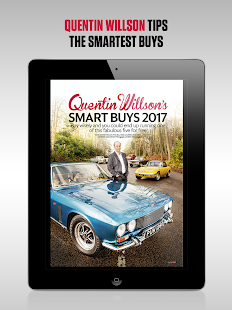 Classic Cars Magazine Android Apps On Google Play