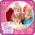 Perfect Birthday Frame icon