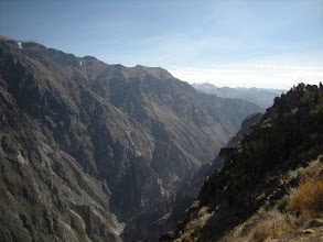 Photo: コルカ渓谷 コンドルが舞う谷