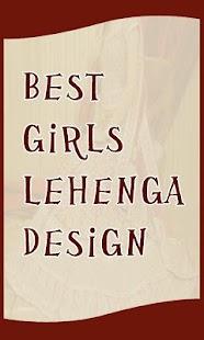 Best Girls Lehenga - náhled