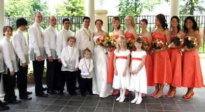 Photo: Marriott - poolside - Downtown Greenville - 5/09    ~ www.WeddingWoman.net ~