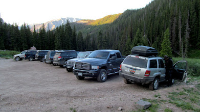 Photo: Uncompahgre trailhead