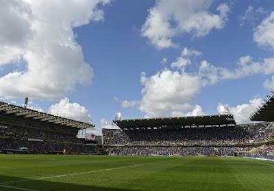 Nouveau stade du Club de Bruges : la ville donne son feu vert