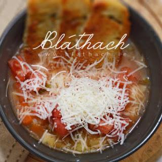 Ribollita – Italian Cabbage Soup