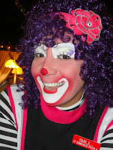 Photo: Bibi the Clown loves making your guests Smile! Call to book Bibi today: 888-750-7024