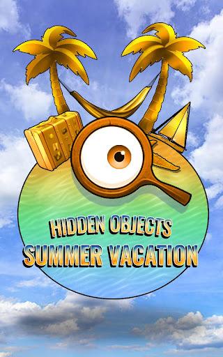 Summer Vacation Hidden Object Game 2.2 screenshots 5