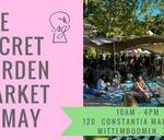 The Secret Garden Market - 12 May 2018 : The Secret Garden Market
