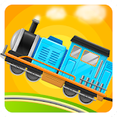 Train Builder - Driving Games Android APK Download Free By Yateland