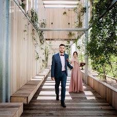 Wedding photographer Aleksandra Efimova (sashaefimova). Photo of 11.10.2018