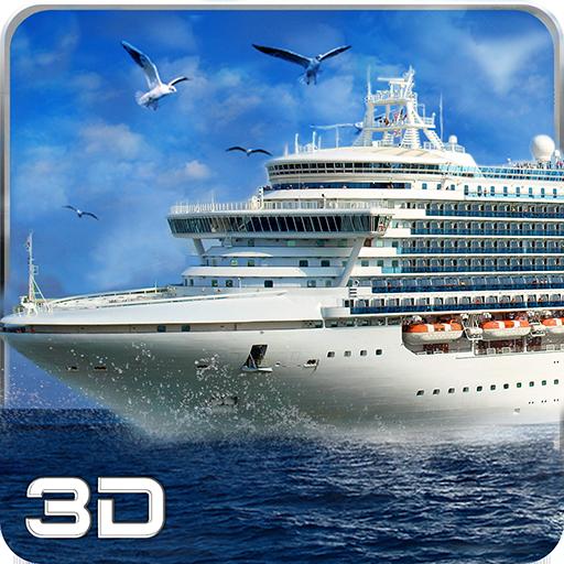 Cruise Ship Cargo Simulator 3D