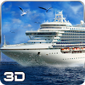 Cruise Ship Cargo Simulator 3D icon