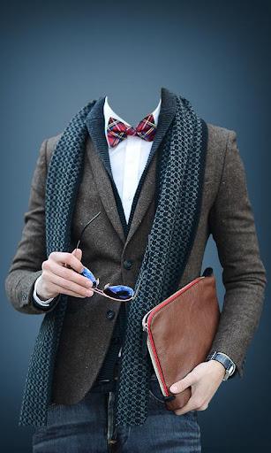 免費下載攝影APP|Winter Men Photo Suit app開箱文|APP開箱王