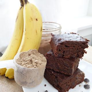 Healthy(ish) Chocolate Brownies