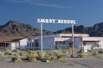 Photo: Amboy School February 2009