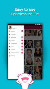 Waplog Social Network: Chat, Match & Free Dating- screenshot thumbnail