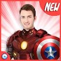 Superhero Camera Photo Editor - Super Power icon