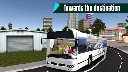 Tourist Bus Simulator 2017 5D 1.0 screenshots 5
