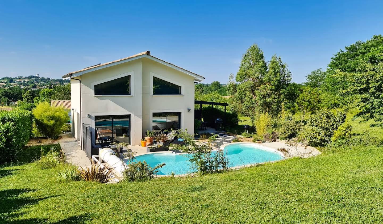 Maison avec piscine Cubzac-les-Ponts