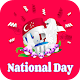 Singapore National Day Greeting Cards for PC-Windows 7,8,10 and Mac