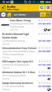 Aruba Yellow Pages screenshot 4