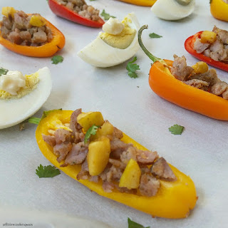 Sausage Stuffed Sweet Peppers Recipes