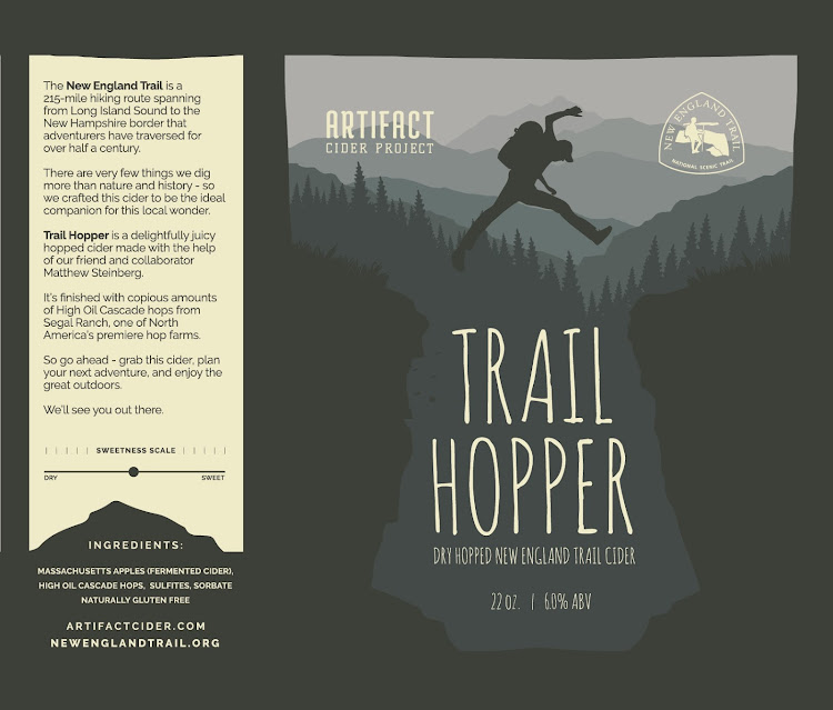 Logo of Artifact Cider: Trail Hopper