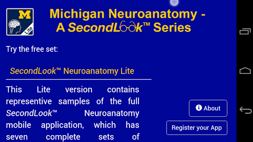 Neuroanatomy Lite - SecondLook