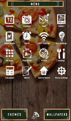 Stylish wallpaper-Pizza Time!- 1.0.0 Windows u7528 2