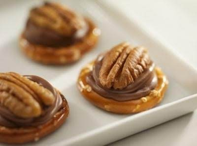 Rolo® Pretzel Delights Recipe
