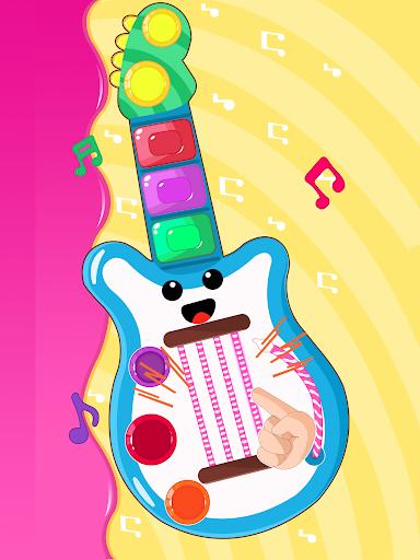 Baby Radio Toy. Capturas de pantalla del juego para niños 10