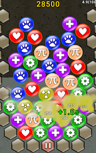 Bumpy Balls Match 4 Free- screenshot thumbnail