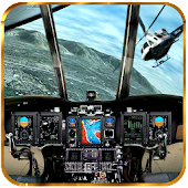 Helicopter Driving Simulator