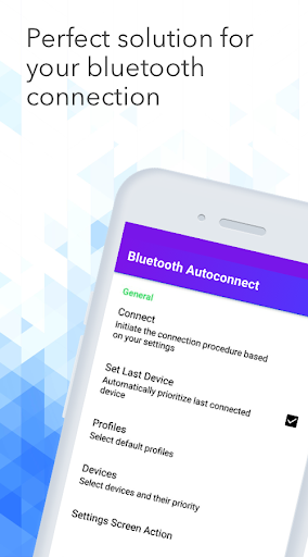 Bluetooth Auto Connect screenshot 1