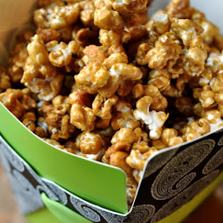 Butter Toffee Popcorn Recipes
