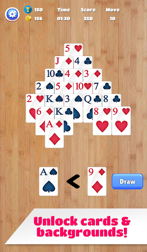 Pyramid Solitaire 1.02.1 {cheat|hack|gameplay|apk mod|resources generator} 3