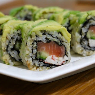 Make Your Own Brown Rice Sushi