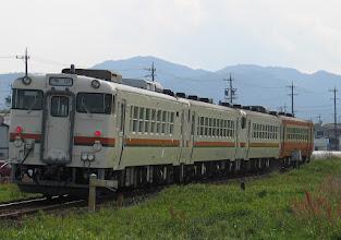 Photo: 2013/05/04 宮川→田丸間 934D列車の後ろ姿